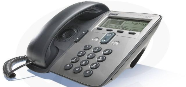 Ip Phone: Manual Cisco Ip Phone 7911