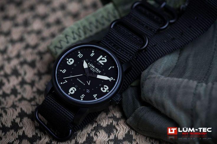 LÜM-TEC WATCH - B21 Combat