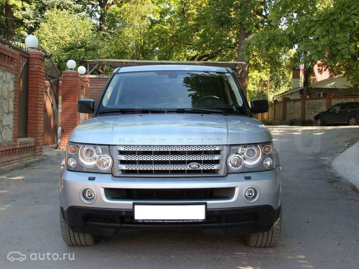 Land Rover Range Rover Sport I Supercharged 2006 года