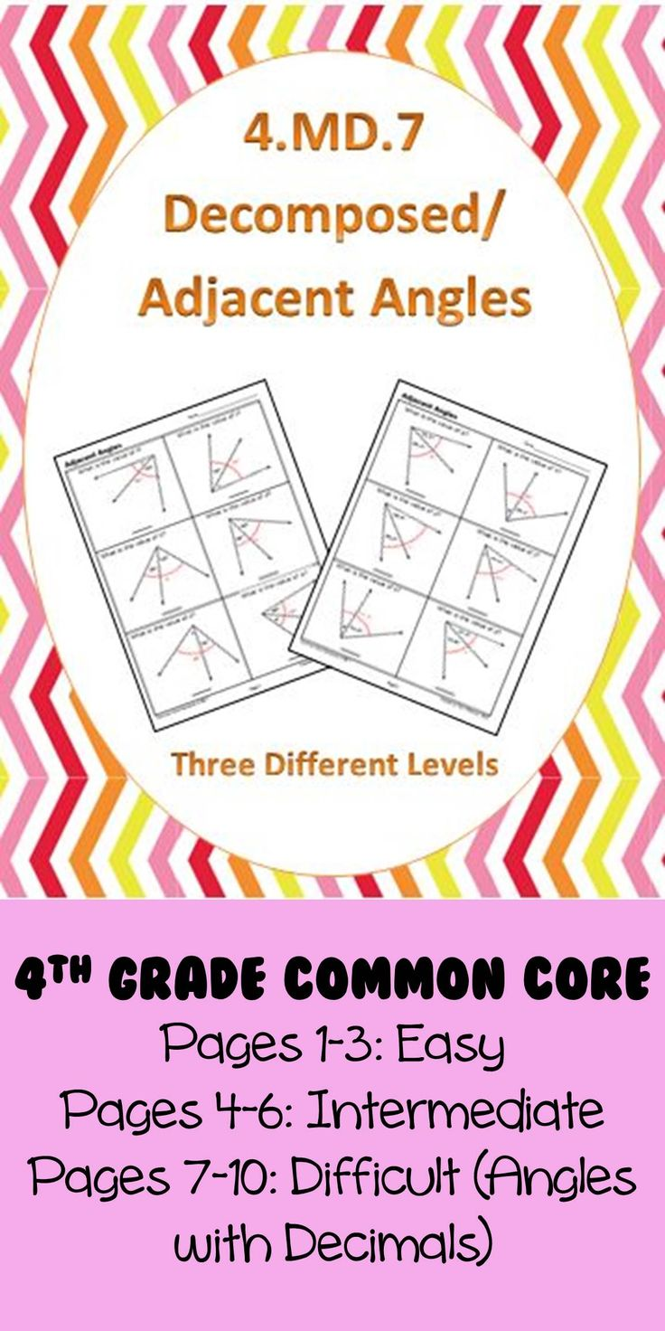 141 best CUTE ANGLES images on Pinterest | Teaching math, Teaching ...