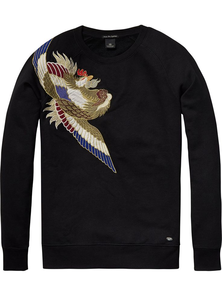 Gorgeous Scotch & Soda 2017 Men's Chinoiserie Sweater  Australia $199