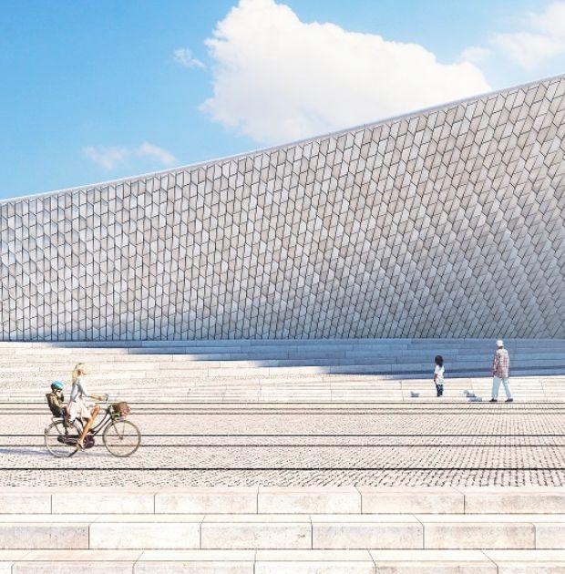 Lisbonne inaugure le MAAT, son nouveau musée d'art contemporain   Connaissance des Arts