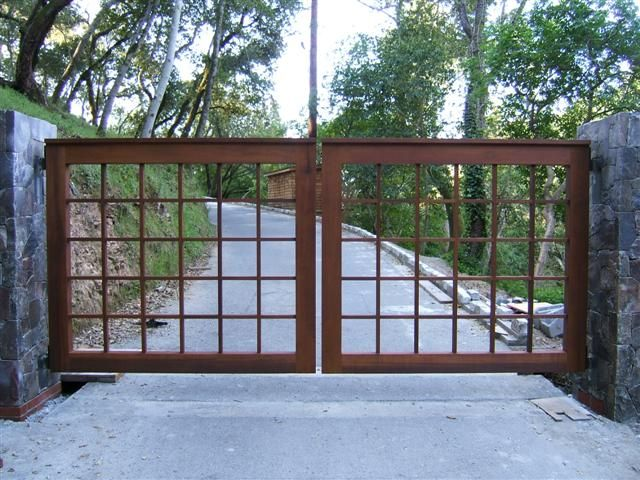 181 best images about entry gates on pinterest entry for Motorized gates for driveways