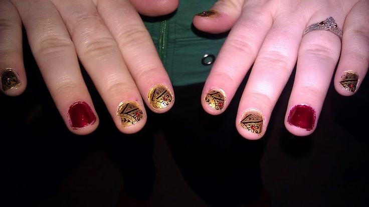 one of mine <3Mine, Nails Obsession