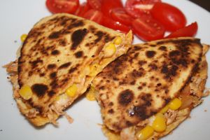 Made these last night and they were amazing. I've made quesadillas before but I upped my game this time