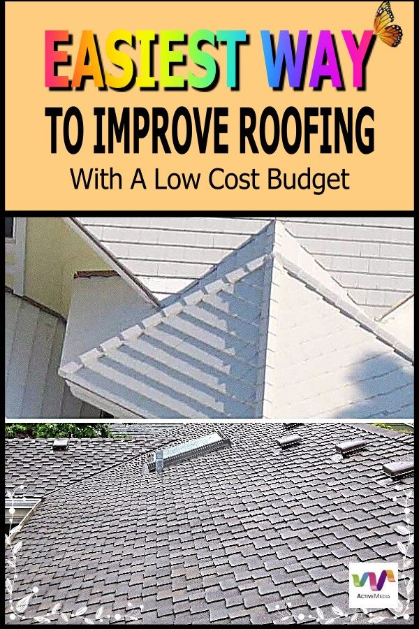 What You Need To Know Before Getting A New Roof In 2020 Roof Maintenance Roof Roofing