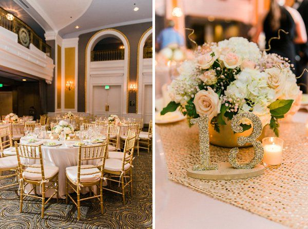 Lord Baltimore Hotel Wedding Reception Brittany Defrehn Photography Charm City Wed