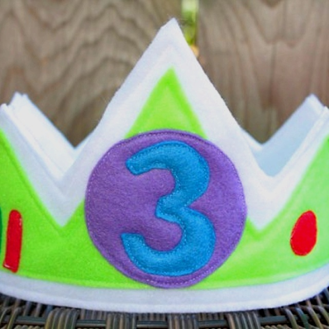 #2 for my son's Buzz Lightyear theme Birthday party