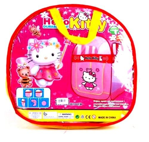 Tenda Kotak KITTY PLAA48 - http://jualmainanbagus.com/play-tent/tenda-kotak-kitty-plaa48