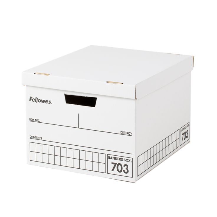 fellowes / bankers box 703 / ブラック