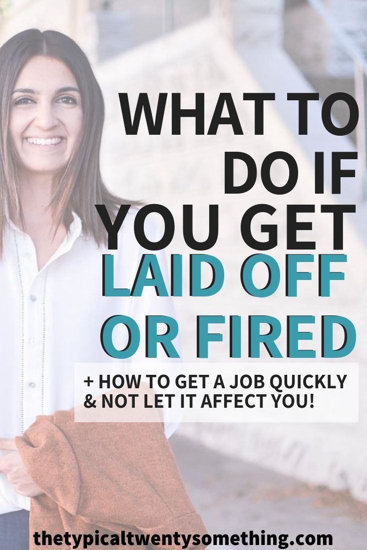 Why Getting Laid Off Was the Best Thing That Ever Happened