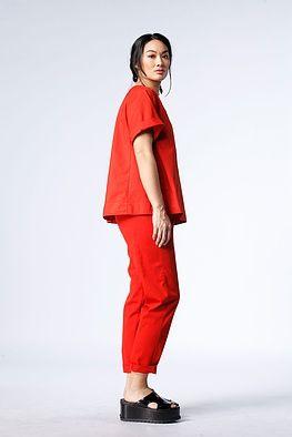 Hose Nele - Die schmale OSKA Hose ist ein Sommer Must-have: komfortabel, unkompliziert und mit allen Oberteilen kompatibel.