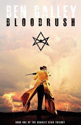 Bloodrush, by Ben Galley