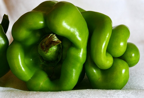 Aww i love me some bell peppers!