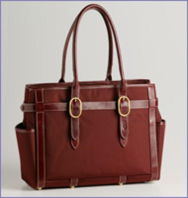 5 Stylish Laptop Bags for Women: Coakley