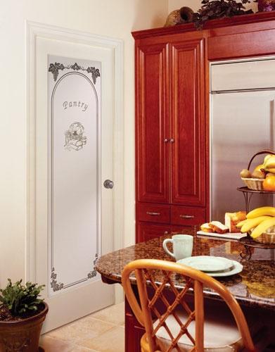 Feather River Door Pantry Interior Door Interior Doors Pinterest