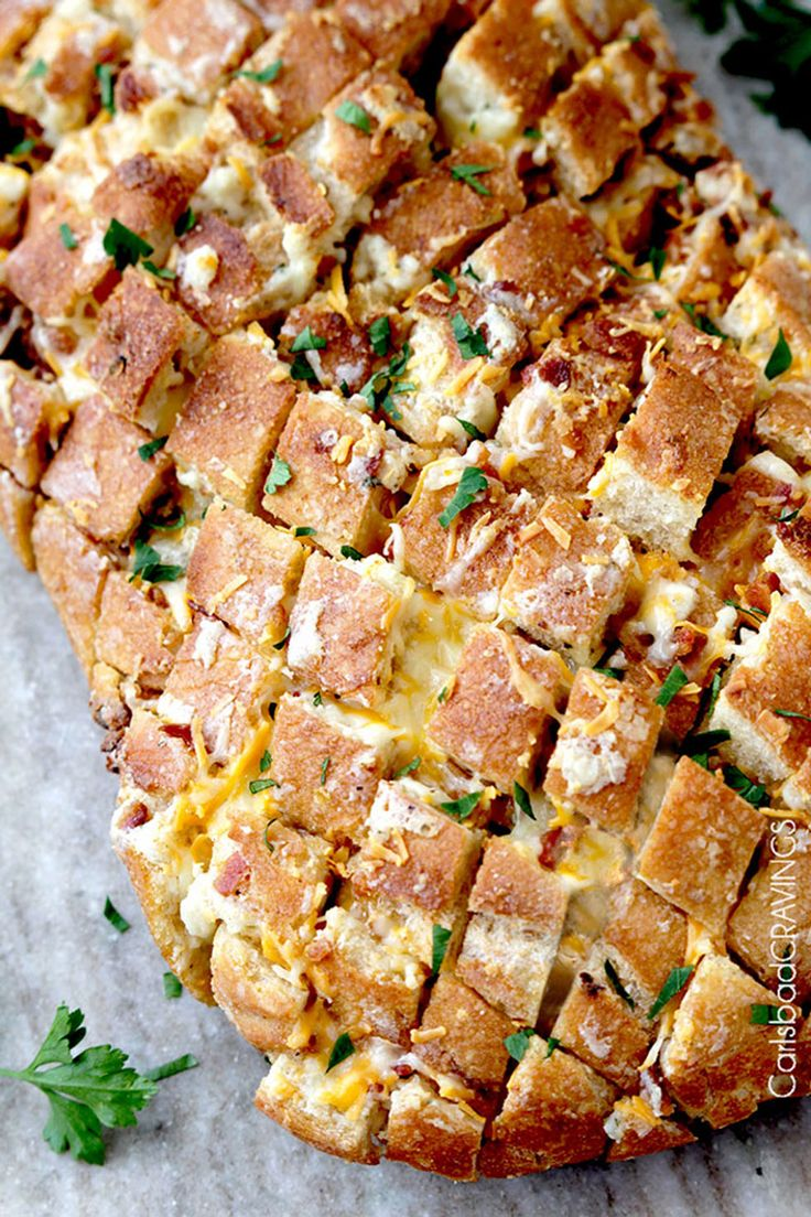 Skip your usual weekend sandwich and opt for this savory item instead.  Get the recipe at Carlsbad Cravings.   - CountryLiving.com