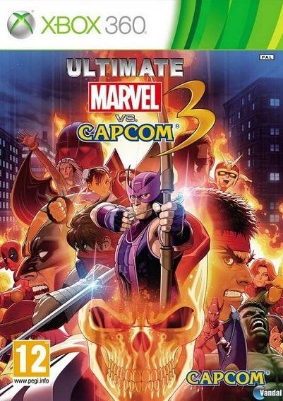 Ultimate Marvel Vs Capcom 3 De Xbox 360 En Oferta Y Si Tu Compra Es