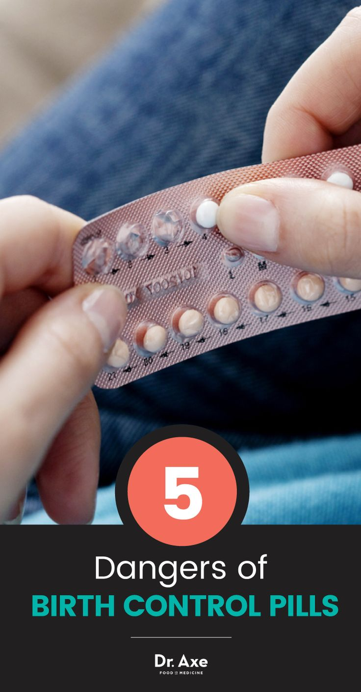 Despite evidence suggesting that there are many possible dangers of birth control pills, millions of women choose to take these hormonal medications every year.