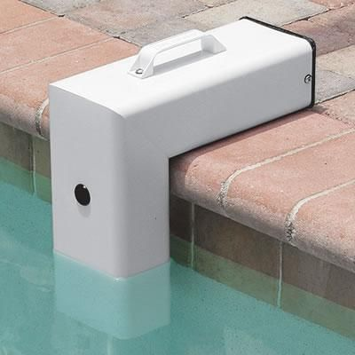 Pool alarm- keep children safe by having an active motion alarm on the pool. When the alarm is on, any activity in the pool will trigger an alarm both out and inside! A must on any unfenced pool or home with children.