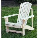 stain/paint your self, L O VE: Adirondack Chairs, Outdoors Garden Landscaping, Gardening Outdoors, Diy Adorondack Chairs, Garden Furniture, Backyard Fire, Unfinished Fir, Fir Adirondack, Fire Pit