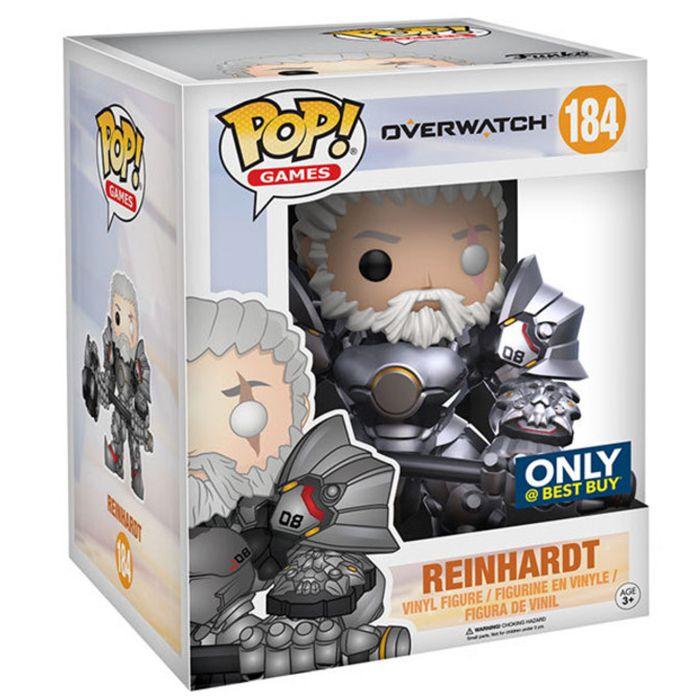 Games Overwatch Funko Pop Box Lunch Exclusive -Box #383 Junkrat