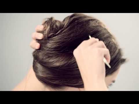 Kérastase Hair Tutorial: Voluminous Blowout - YouTube