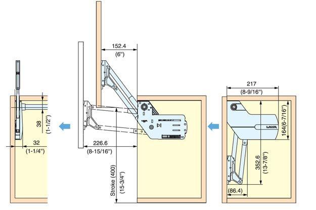 Vertical Swing Lift Up Mechanism Vertical Swing Lift Up Stay Slu Elan Shed Plans Plywood Boat Plans Woodworking Furniture Plans