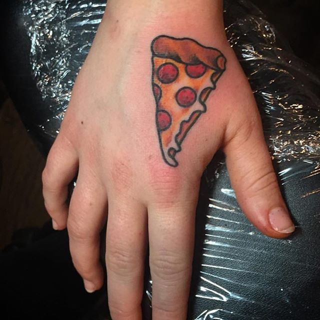 276 best food tattoos ideas images on pinterest food for Meat tag tattoo