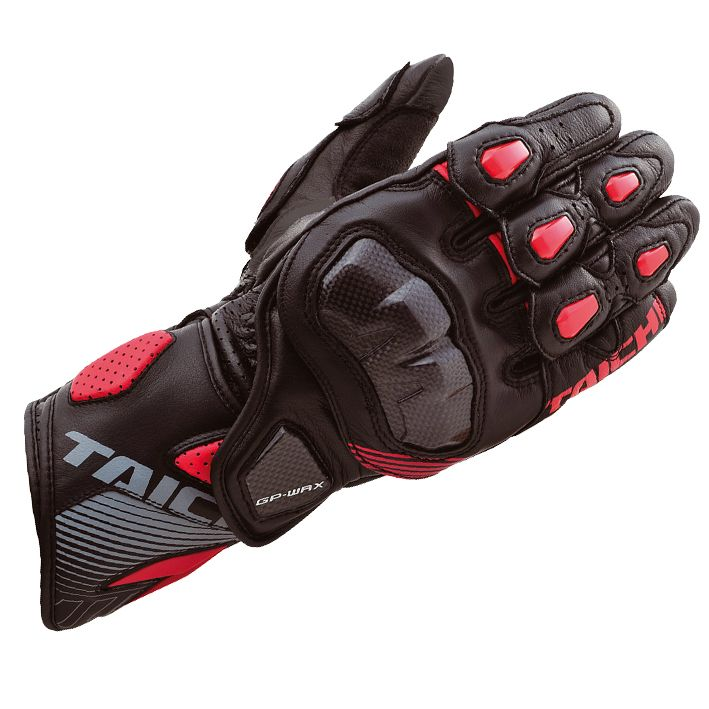RS Taichi NXT052 GP WRX Black/Red Gloves