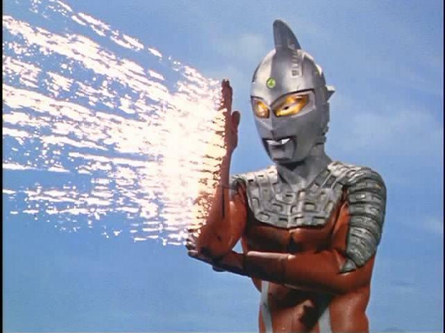 Ultra Seven (Almost even better than Ultraman!)