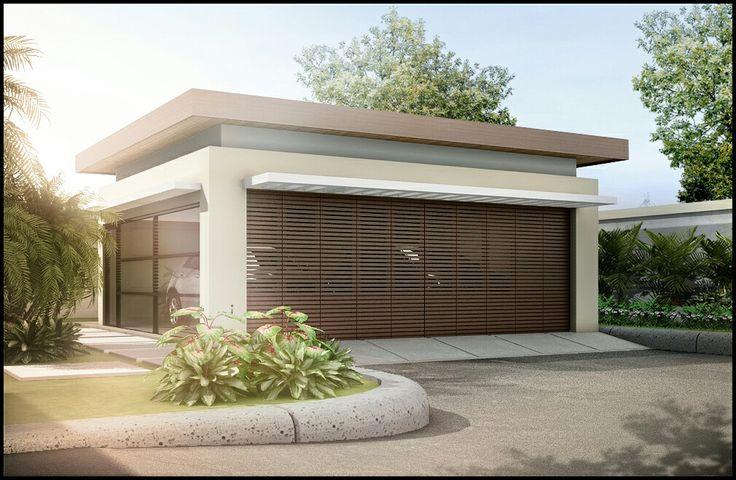 Garage//design&render//www.cartprojectindonesia.com