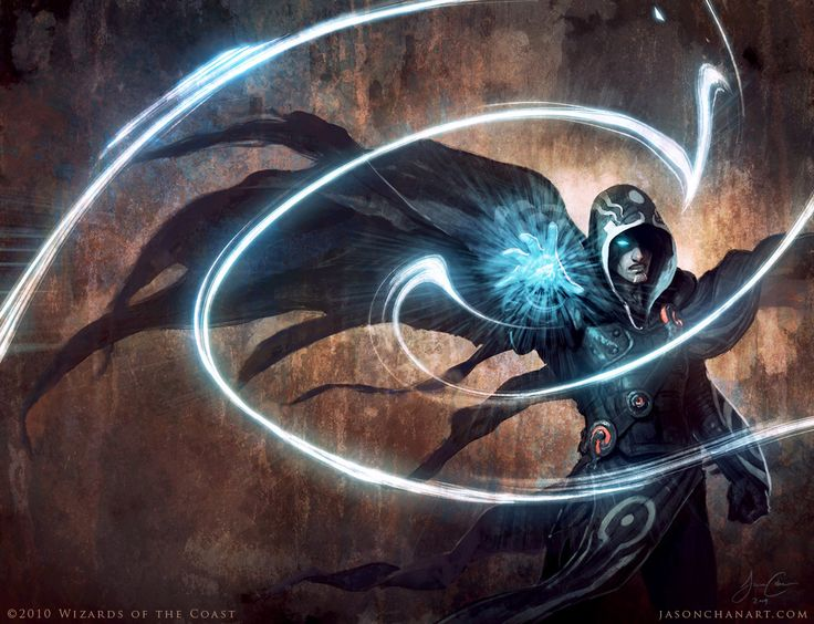 Jason Chan Art: Magic: The Gathering art update
