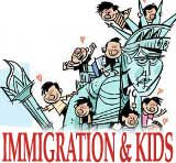 Path to Citizenship by Political Cartoonist Chip Bok