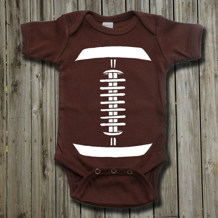Baby gift. Kids Christmas outfit. Football onesie. Thanksgiving Baby boy clothes. Football baby shower. Sports Baby onsies. Father gift by PressThreads on Etsy https://www.etsy.com/listing/252729666/baby-gift-kids-christmas-outfit-football