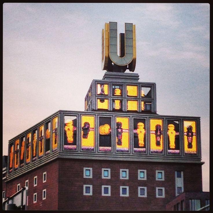 U | Dortmund. #Union #Brasseries #Culture #Architecture #culture