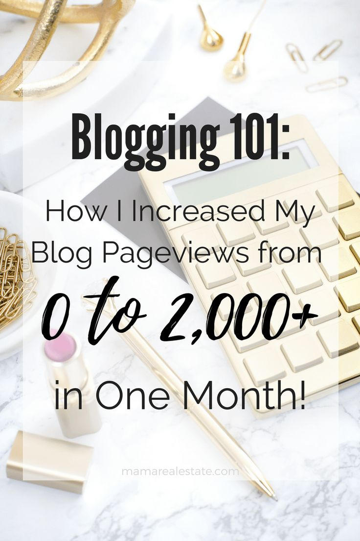 In this post I share with you step by step the things I did to massively increase my blog page views and gain Pinterest followers in less than a month.