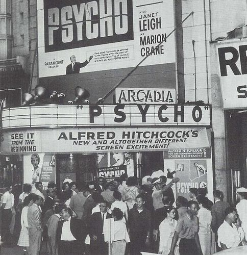 Image result for psycho premiere