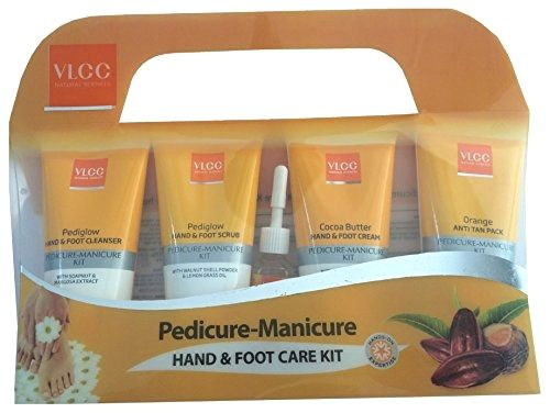 VLCC Pedicure & Manicure Hand & Foot Care Kit BUY NOW     $17.39    VLCC Pedicure & Manicure Kit: VLCC Pediglow Foot Cleanser – It prevents nail diseases and disorders VLCC Myrrh cuticle oil – I ..  http://www.beautyandluxuryforu.top/2017/03/19/vlcc-pedicure-manicure-hand-foot-care-kit-2/
