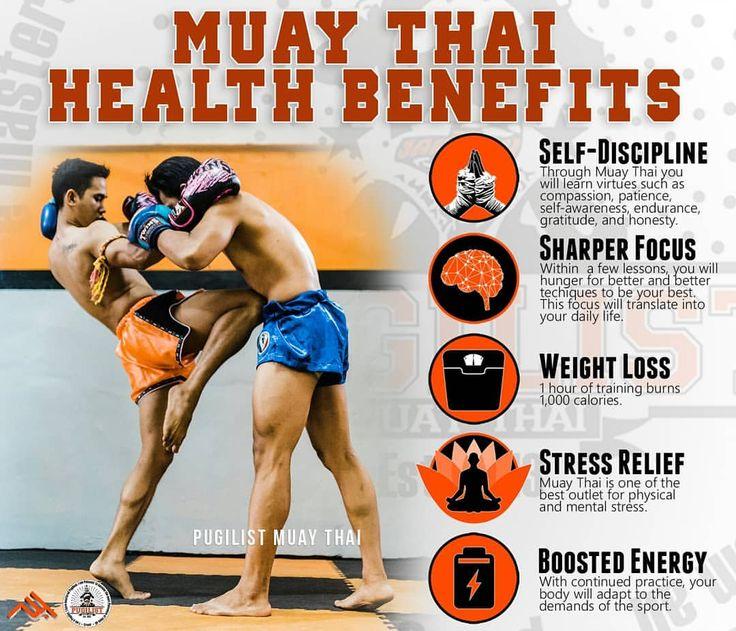 7 great benefits of training muay thai muay thai