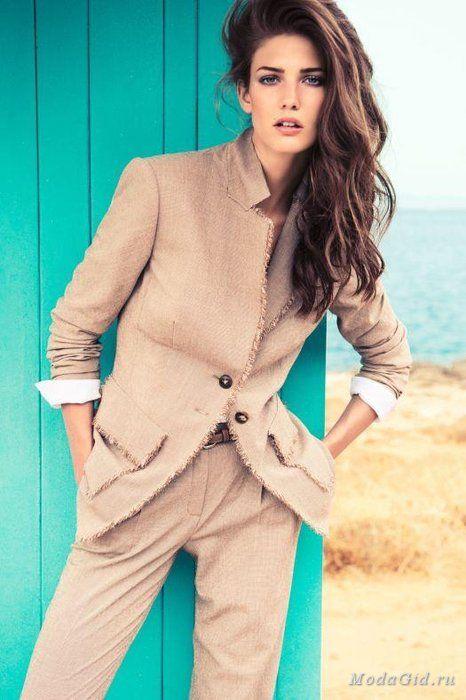 Мода и стиль: Офисный стиль - 2013