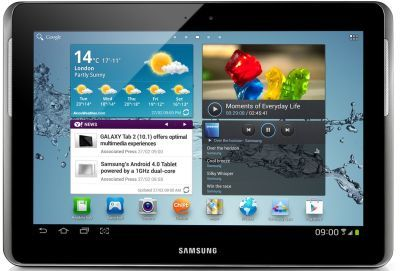 """: Samsung Galaxy Tab 2 10.1"""" Tablet with Wi-Fi (16GB)(Android 4.0)"""