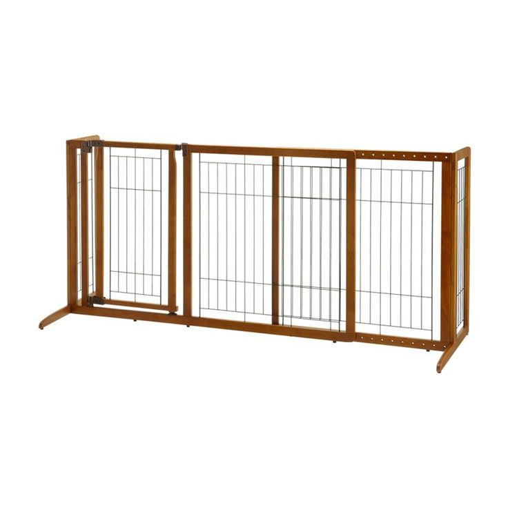 25 Best Ideas About Pet Gate With Door On Pinterest Dog
