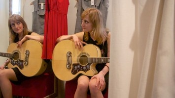 """Hey guys! We got a chance to catch up with the lovely Angela Saini at Queen Street boutique ,The Fresh Collective, where she performs """"Little Black Dress"""" from her EP, """"Cake and Callouses"""". She'll ..."""