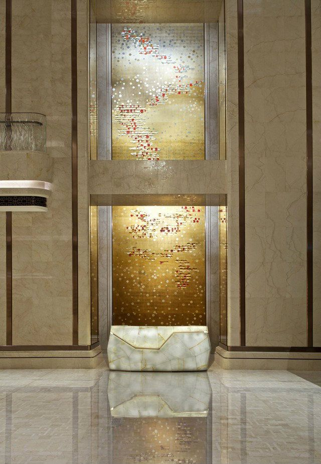 Marriot Hotels Luxury Interior Design Trends By HBA Hospitality