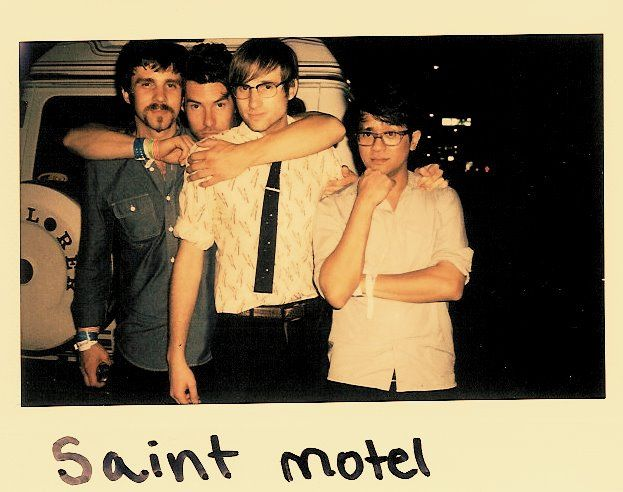 At Least I Have Nothing- Saint motel