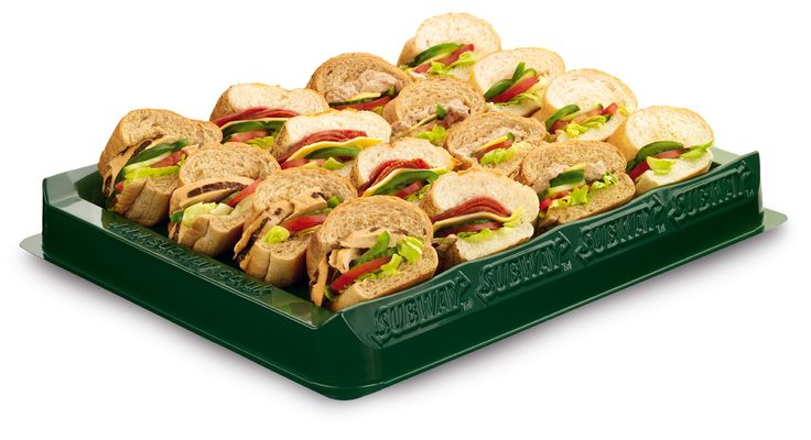SUBWAY - Eat Fresh | Menu | Subway Platters