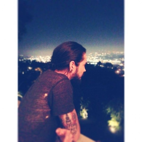 Tom Kaulitz, Tokio Hotel, Los Angeles