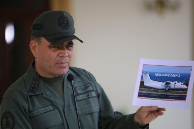 Avión de inteligencia de la Guardia Costera de EE. UU. viola espacio aéreo venezolano