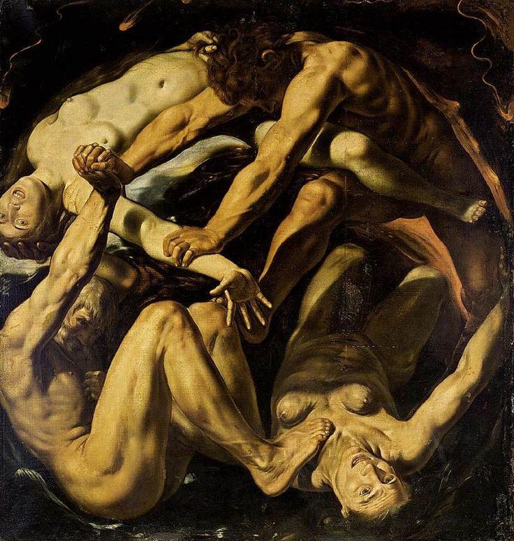 I quattro elementi- Louis Finson - collezione privata
